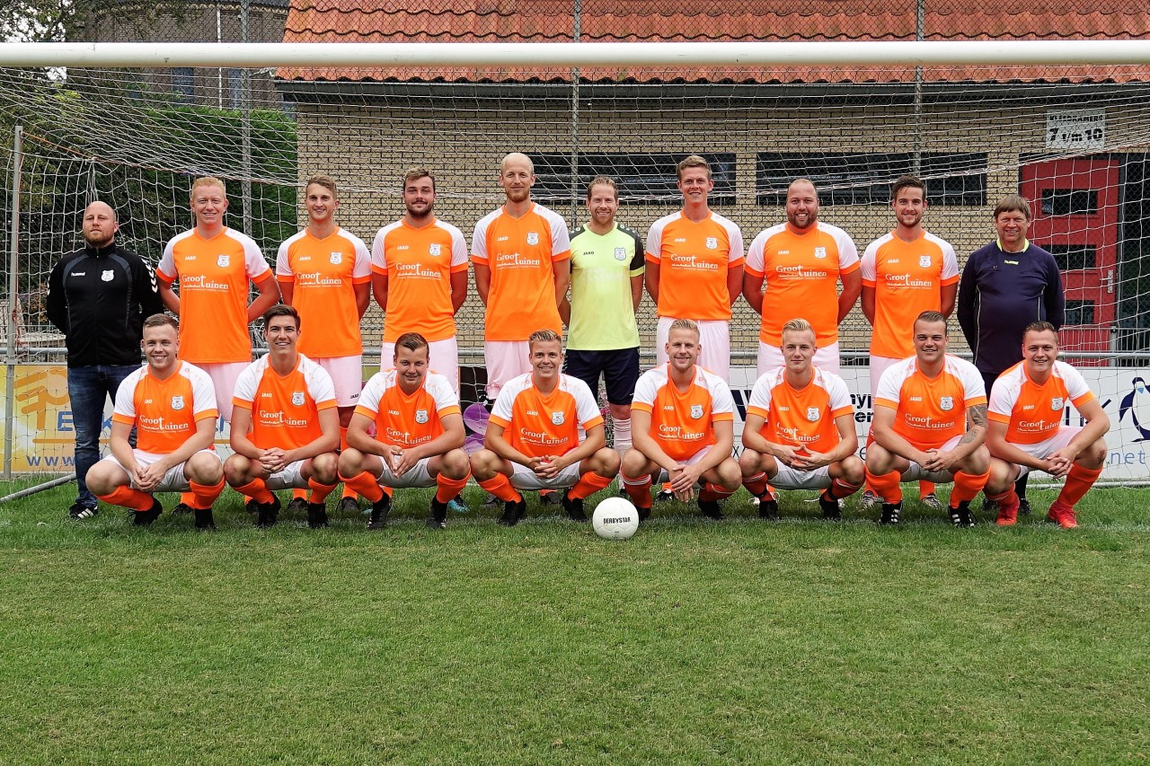 Teamfoto Hugo Boys 2
